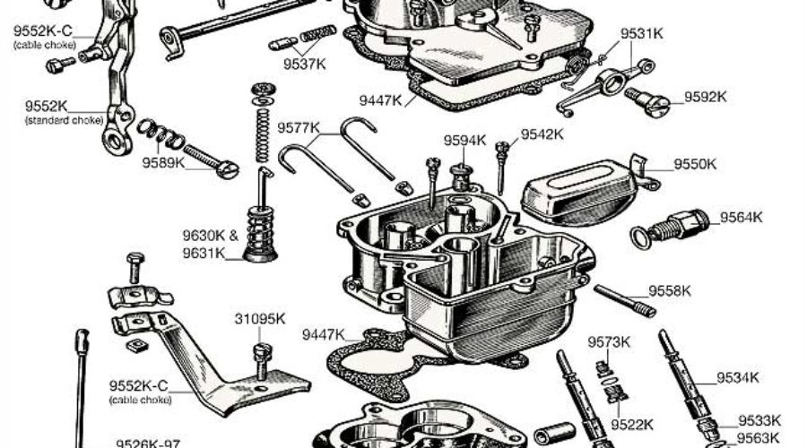 Long Term Care for Your Vintage Carburetors - The Flat-Spot