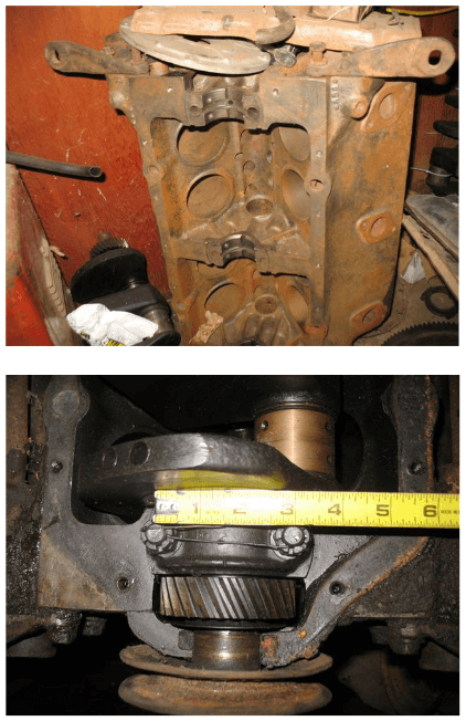 Canadian Flathead Block Identification By Fred Mills - The