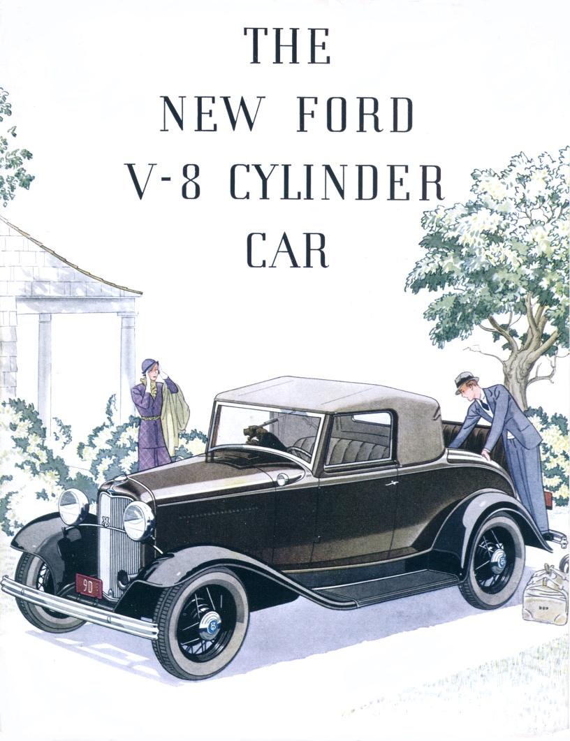Ford L C Firestine Giveaway (1932) - The Flat-Spot